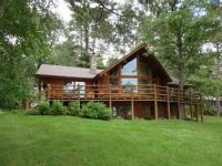 Woman Lake Log Home